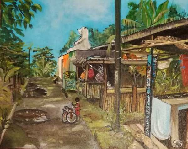 Calle de Tortuguero