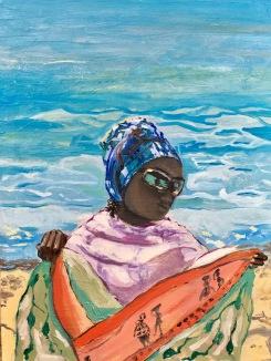 Mujer Playa TIWI