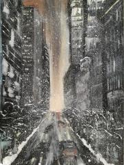 Nueva York 4 - Acrílico